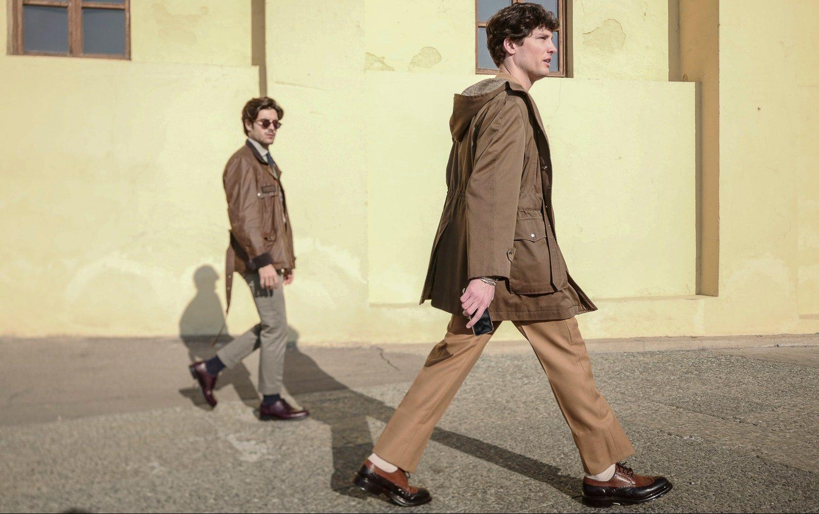 Winter 2021's Best Men's Fashion Trends