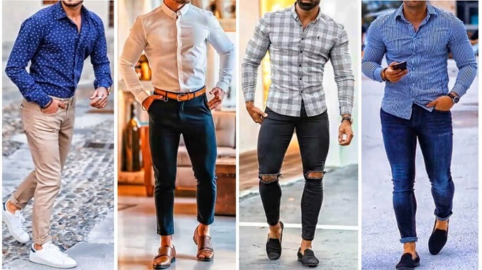 A Starter Guide for Men Who Like to Dress in Style